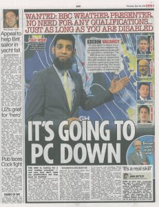 20150528 The Sun. Accuracy. It's going to PC down copy