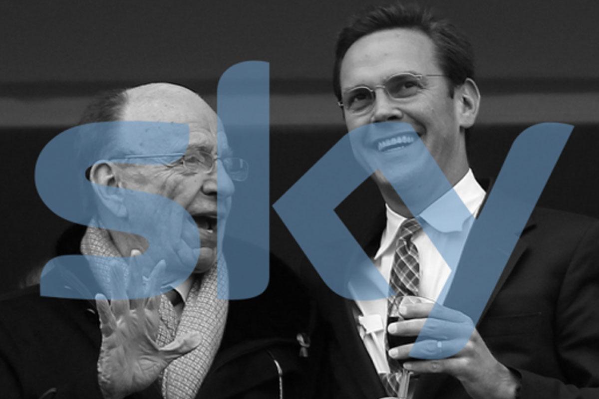 Rupert Murdoch and Sky