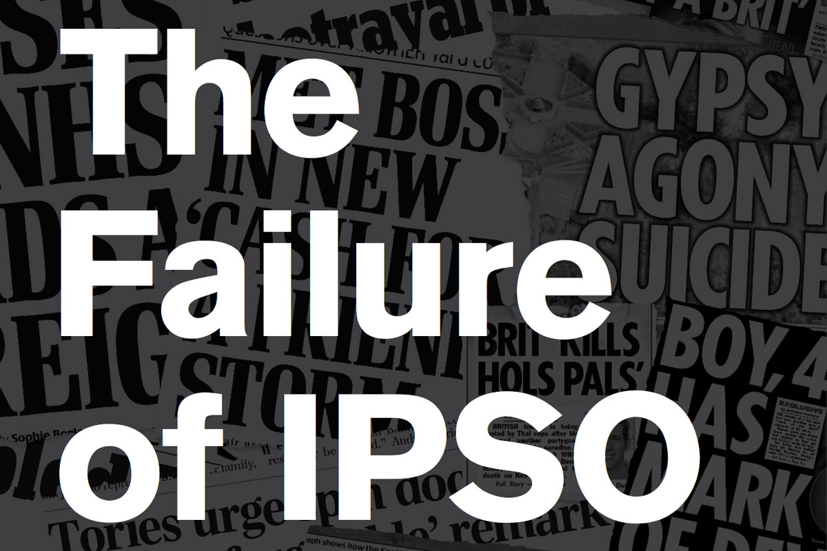 The Failure of IPSO