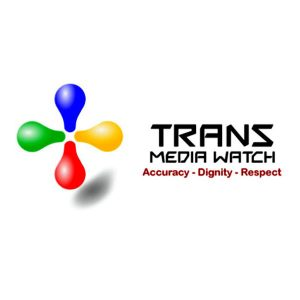 Trans Media Watch Logo