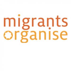 Migrants Organise Logo
